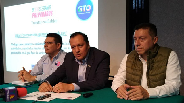 Guanajuato Salud Coronavirus