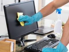 objetos limpieza