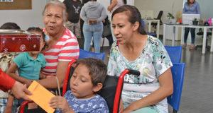 personas con discapacidad Méxic