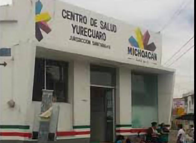 Centro de Salud Yurécuaro
