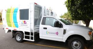 camiones recolectores