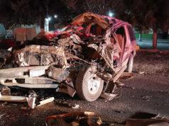 SUV choque Tanhuato rancho nuevo