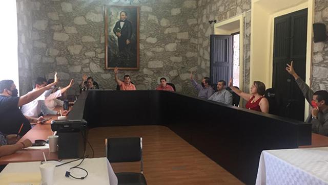 eventos cancelados Ayuntamiento La Piedad