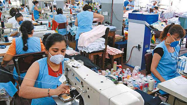 industria textil deportiva