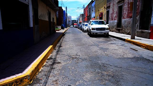 obras pública La Piedad