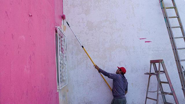 fachada pinta tu