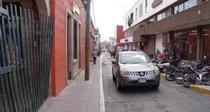 Calles Pedro Chavolla