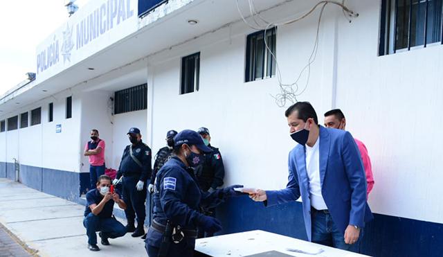 Homologación Salarial La Piedad policía