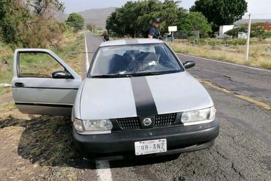 Ixtlán homicidio auto