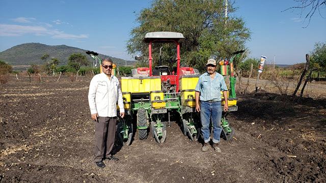 Tanhuato Agricultura Sustentable