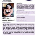 Mujeres Desaparecidas Angamacutiro c
