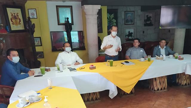 comercialización maíz Michoacán