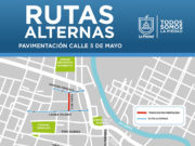 calles cerradas centro La Piedad 1