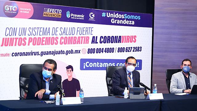 Cubrebocas Salud Guanajuato