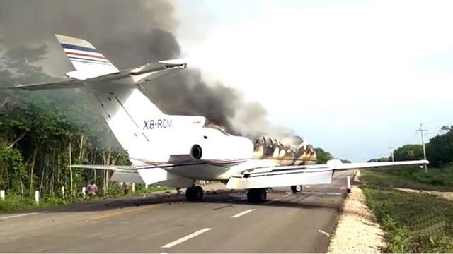 Jet Quintana Roo 2