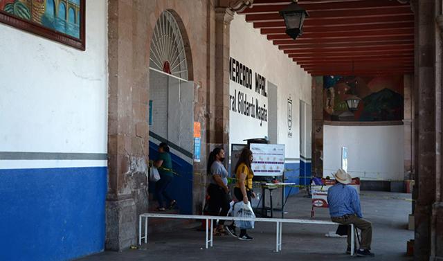 Mercado La Piedad