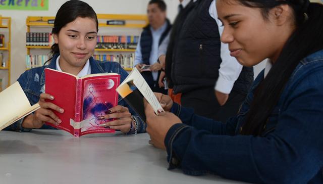 bibliotecarios lectores