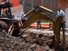 construcción Obra Pública La Piedad