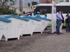 contenedores Ciudad del Sol