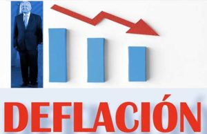 deflación