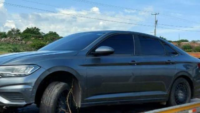 Yurécuaro vehículos robados 2