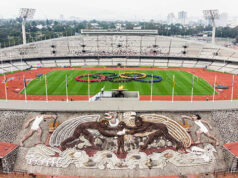 Estadio Olímpico Universitario 2