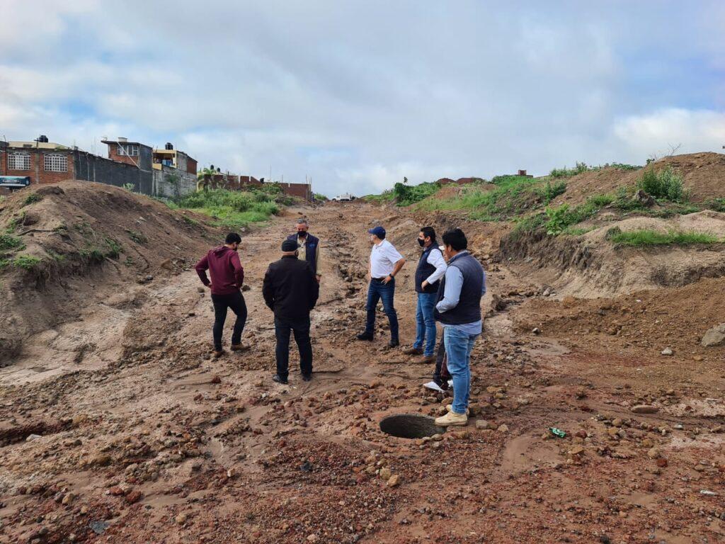 Arroyo Hondo Lodo 1