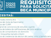 Becas Municipales La Piedad requisitos