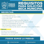 Becas Municipales Requisitos