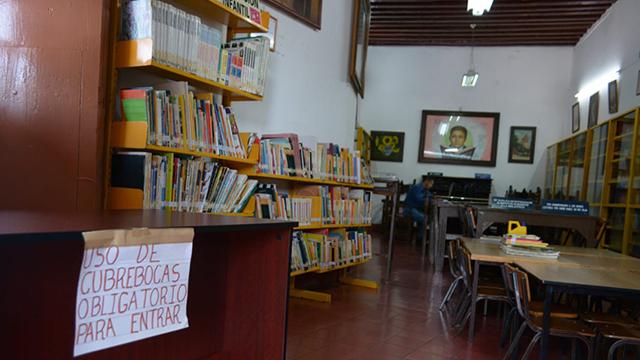 Bibliotecas La Piedad