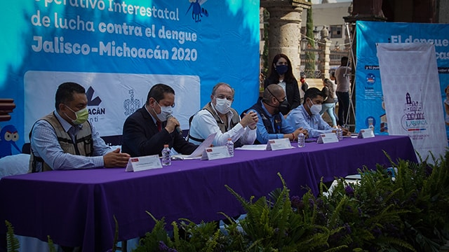 Jalisco Dengue Michoacán