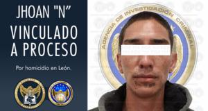 homicidio León noviembre 2019 vinculado