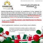 Fiestas Patrias Churintzio