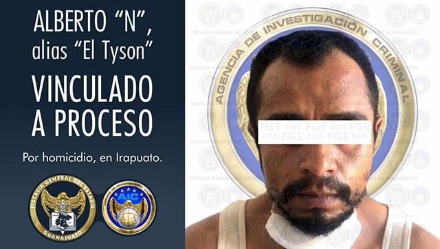 EL tyson Homicidio