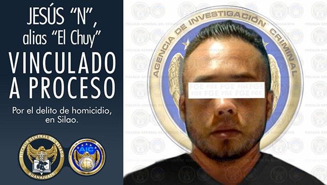 El Chuy Silao homicidio