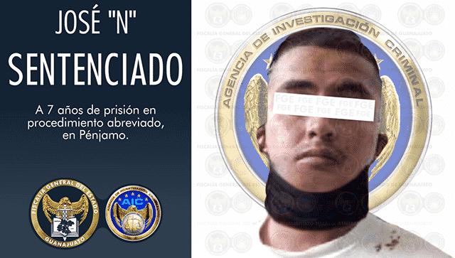 Magallanes Pénjamo homicidio machetazos