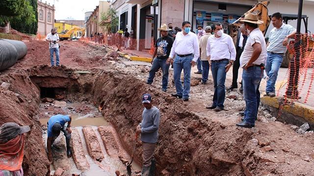 Obras Hídricas Feliciano Flores LaPiedad