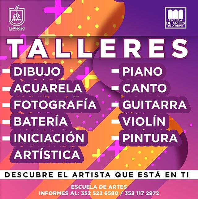 Talleres Escuela de Artes 1