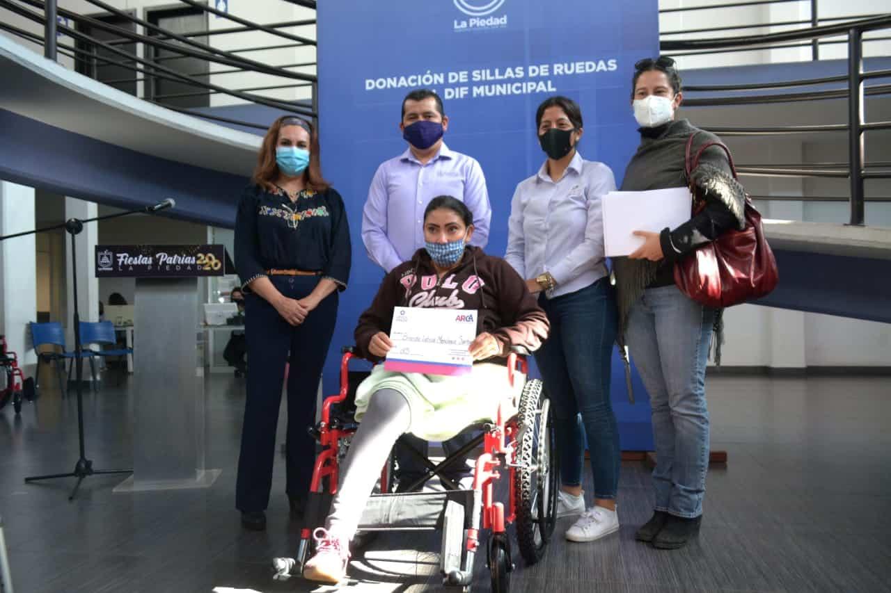 Vamos México sillas de ruedas