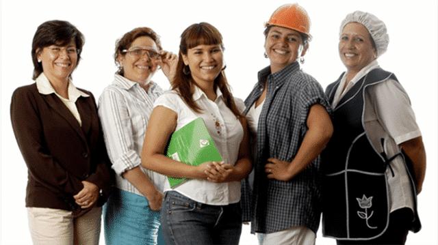 mujeres economia