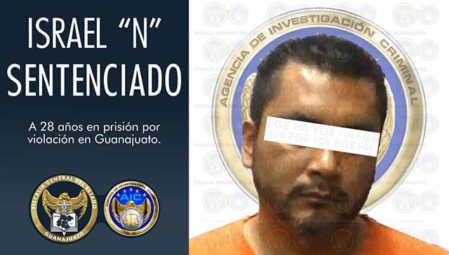 violación Guanajuato