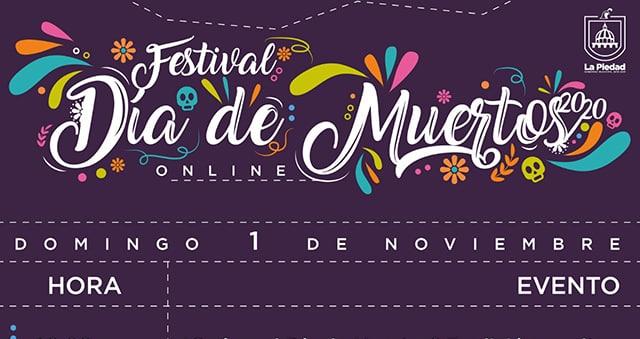 Festival Día de Muertos 1
