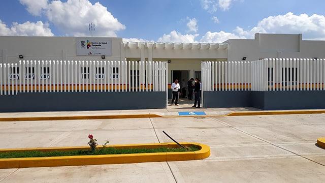 Centro de Salud PENJAMILLO 2