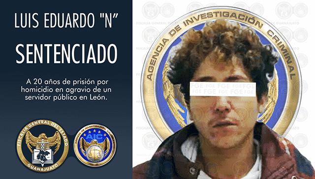 policía León