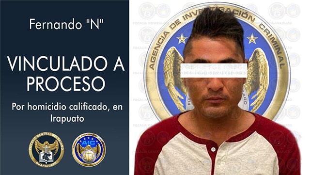 homicida de mujer Irapuato