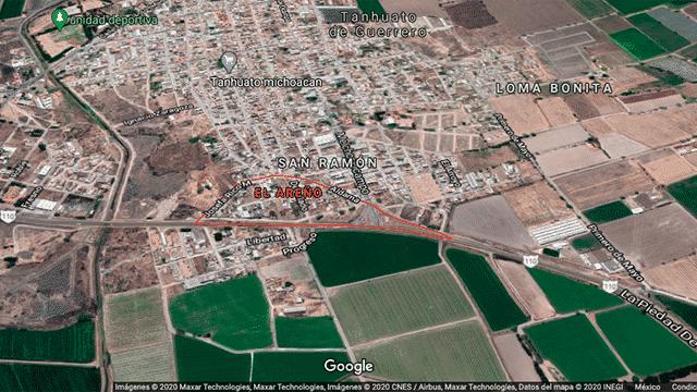Tanhuato El Areño