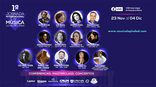 Jornadas Internacionales de Música 1