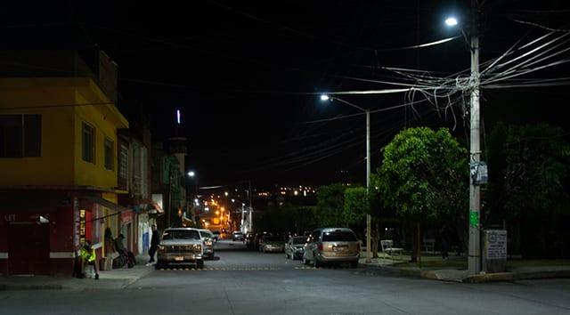 Luminarias La Piedad Obrera Santa Fe