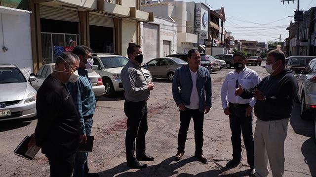 pavimentación Hidalgo La Piedad