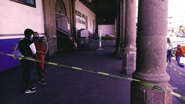 mercado La Piedad 2